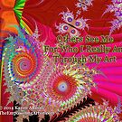 Others See Me Through My Art by empowerwithart