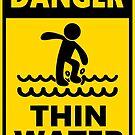 treading on thin water by CheapShow-Tony