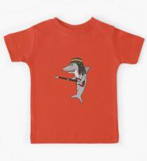 Reggae shark Kids Clothes