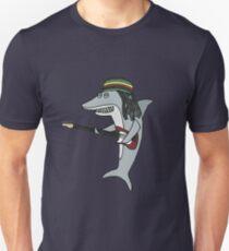 Reggae shark Unisex T-Shirt