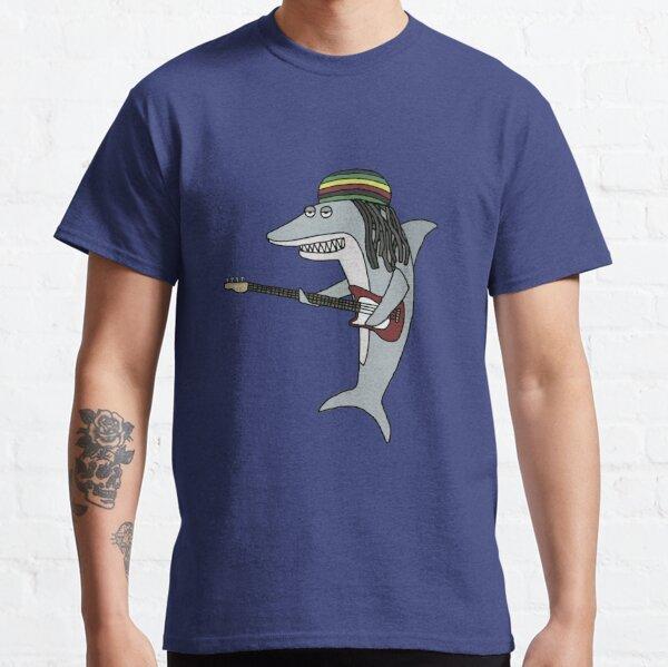 Requin reggae T-shirt classique