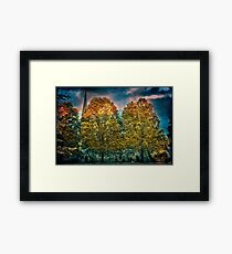 The Episcopal Church of St Mary-in-the-Highlands, Cold Spring, NY Framed Print
