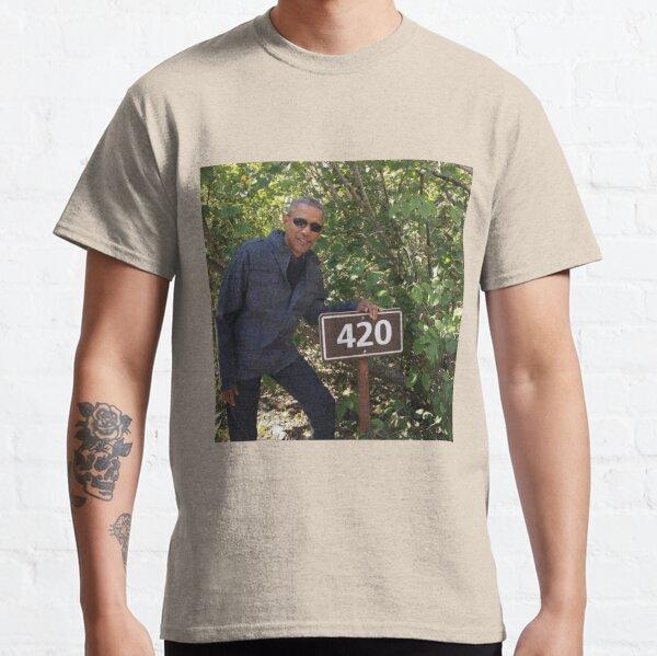 Obama 420 Classic T-Shirt