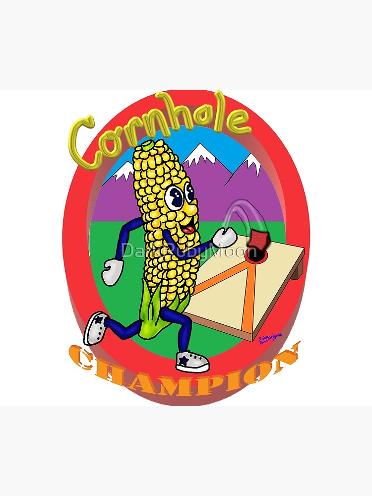 Cornhole Champion by DarkRubyMoon