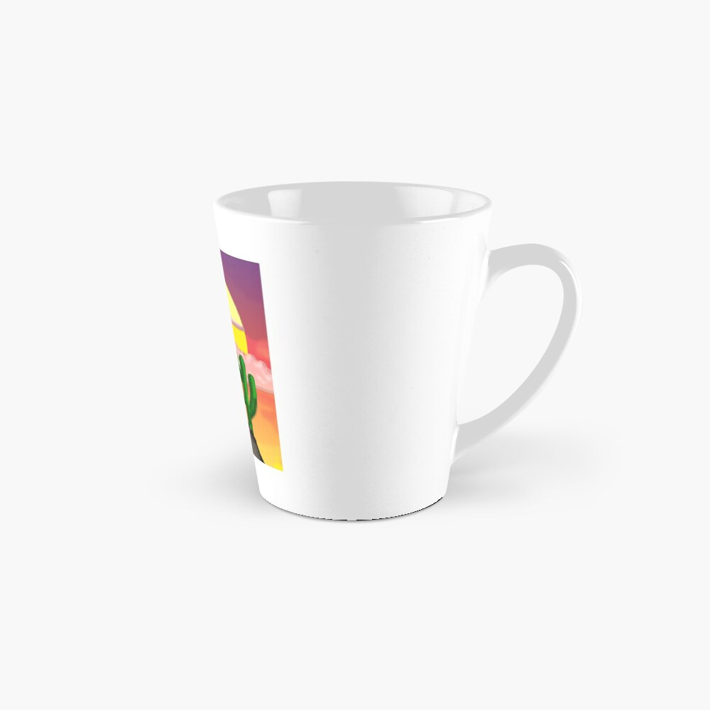 Coyote Sunset Version1 Mug