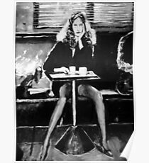 Tribute to Helmut Newton Poster