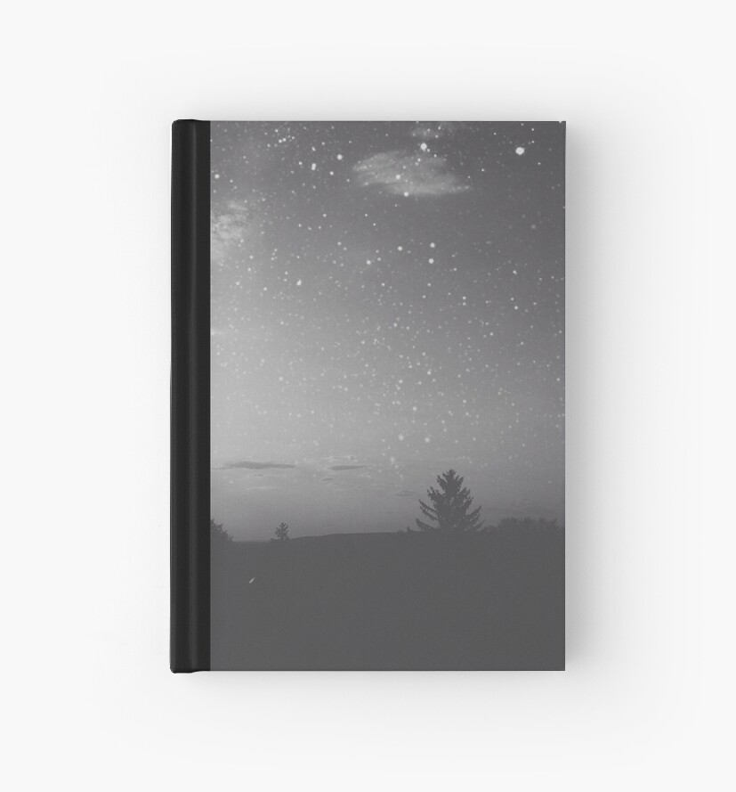 Maybe Were From The Same Star Hardcover Journals By