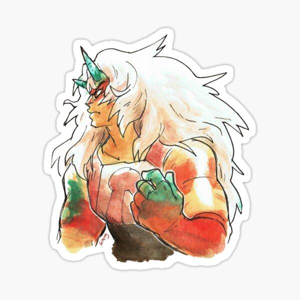 Corrupted Jasper Sticker