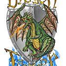 Dragon Tamer by DarkRubyMoon