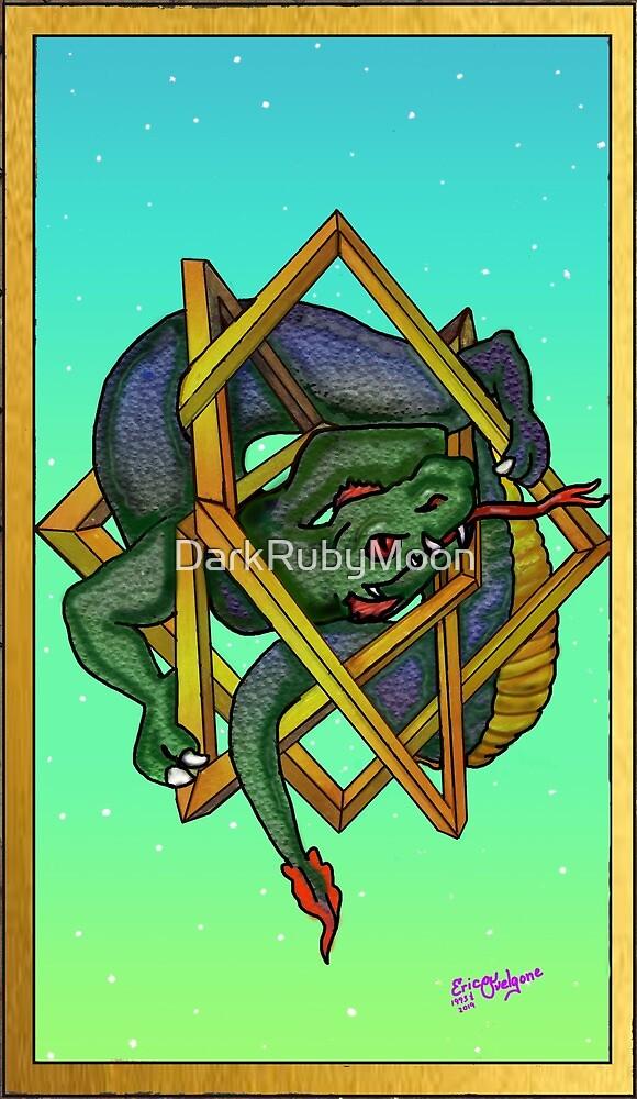 Dragon Cage by DarkRubyMoon