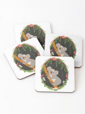 Koala Coasters