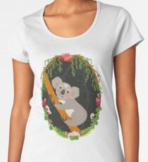 Koala Premium Scoop T-Shirt
