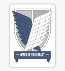 Survey Corps Sticker