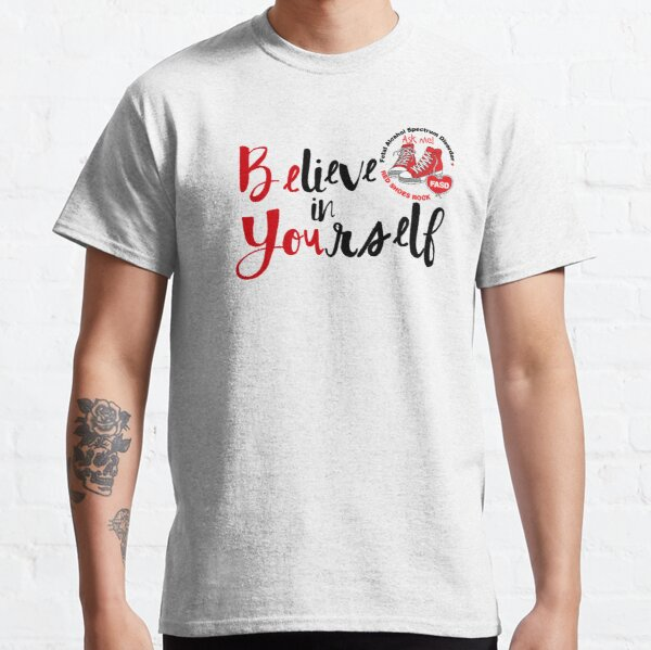Be You Red Shoes Rock Classic T-Shirt