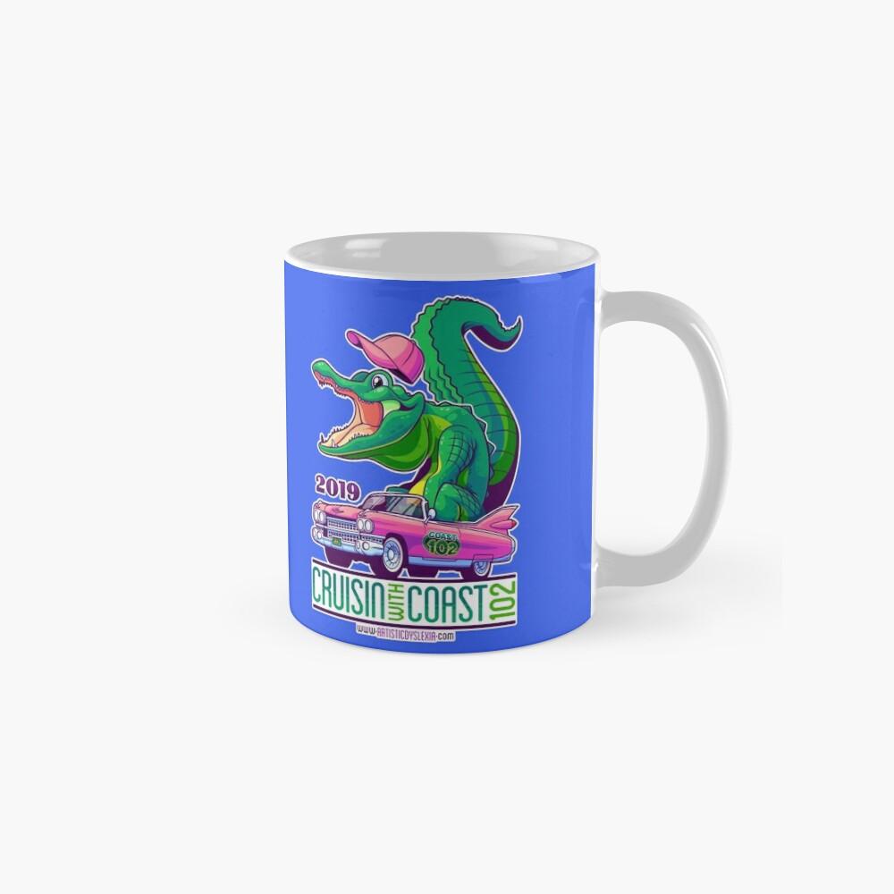 Cruisin' With Coast 102 - 2019 Mug