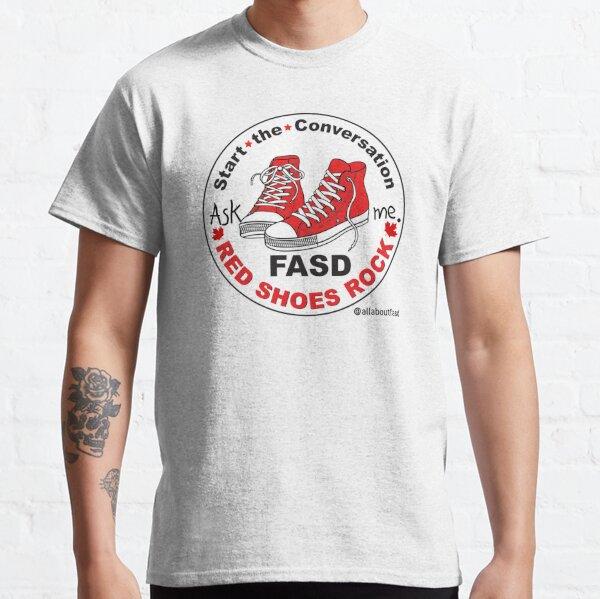 Start the Conversation  Classic T-Shirt