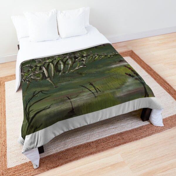 Dragon Skeleton Comforter