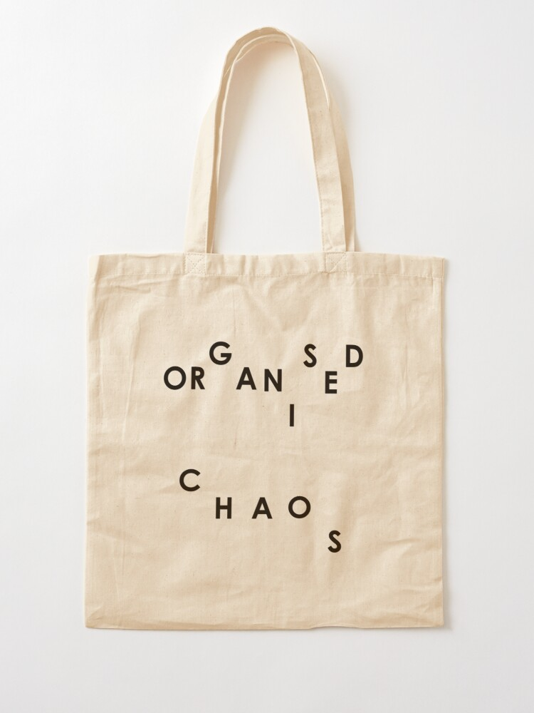 Alternate view of Organised Chaos - Tote Bag Tote Bag