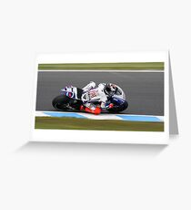 Jorge Pure Lines Greeting Card