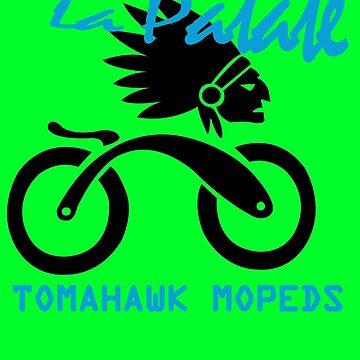 Tomahawk la patate track geek funny nerd by jekonu