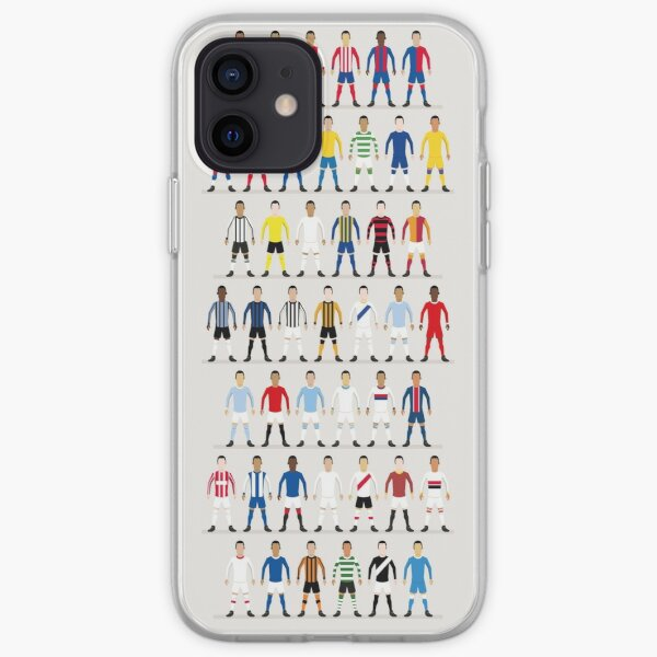 Football Kits of the World iPhone Soft Case