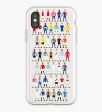 Football Kits of the World iPhone Case