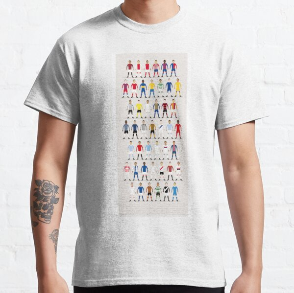 Kits de fútbol del mundo Camiseta clásica