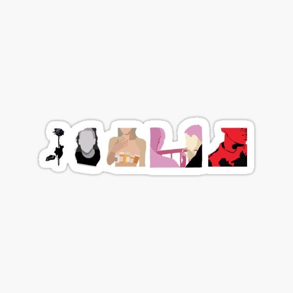 bb evolution Sticker