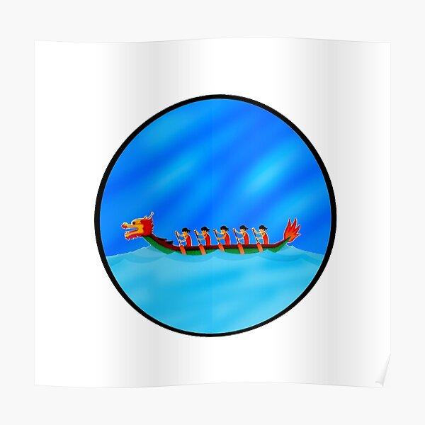 Dragon Voyage Poster