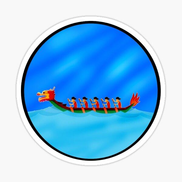 Dragon Voyage Sticker