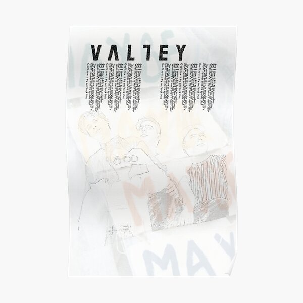 Valley (Maybe) Poster Poster