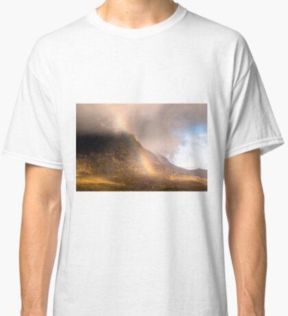 Storm at Sail Garbh, Assynt, Scotland Classic T-Shirt