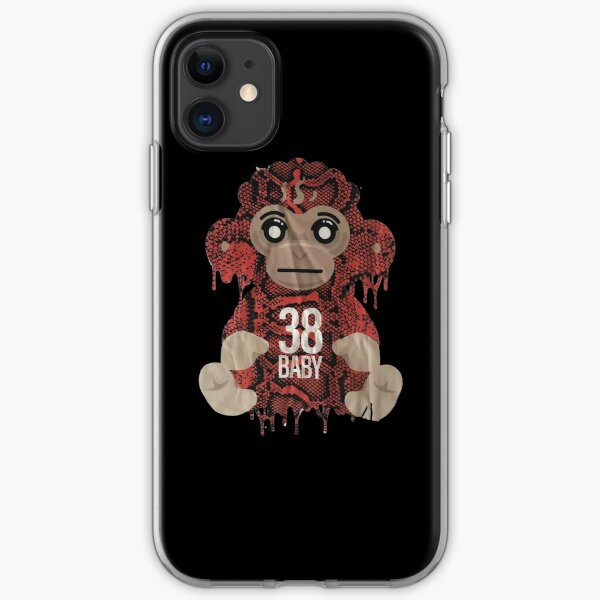 Youngboy Never Broke Again Colorful Monkey Gear, 38 Baby Merch NBA Classic T-Shirt iPhone Soft Case