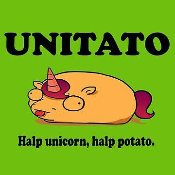 Unitato geek funny nerd by jekonu