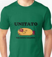 Unitato geek funny nerd Unisex T-Shirt