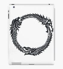 The Elder Scrolls logo iPad Case/Skin