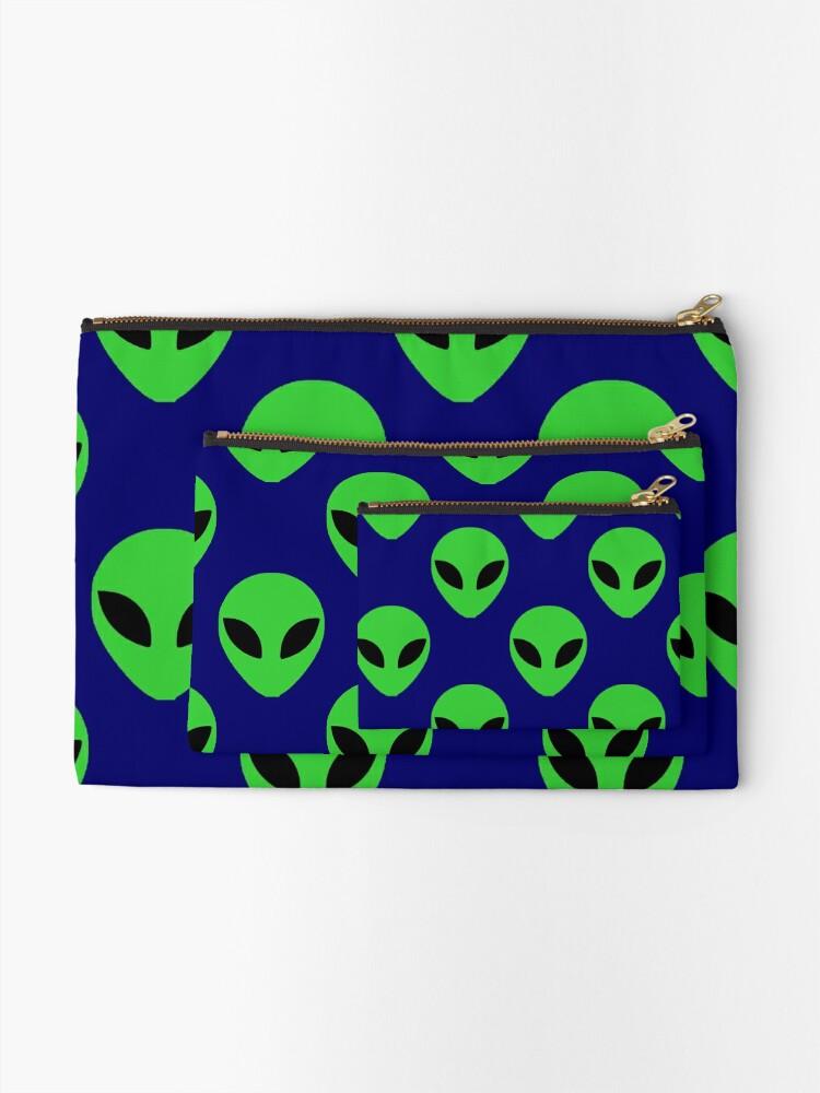 Vista alternativa de Bolsos de mano Extraterrestre