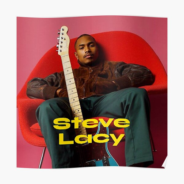 Fivecy New Steve Show American Tour 2019 Poster