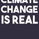 Der Klimawandel ist real von cheyenned