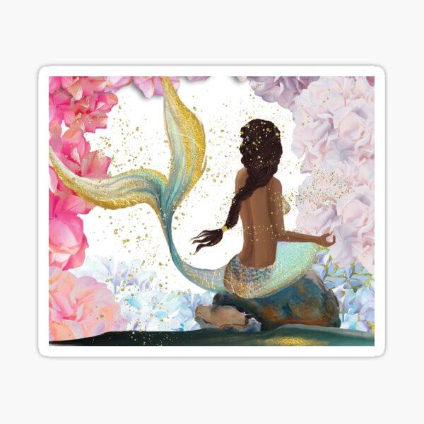 Mermaid Colors Sticker