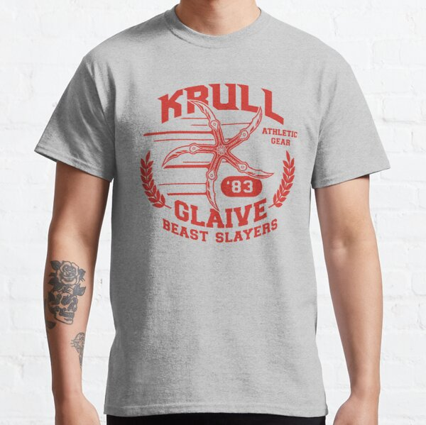 Krull Glaive Beast Slayers Athletic Gear Classic T-Shirt