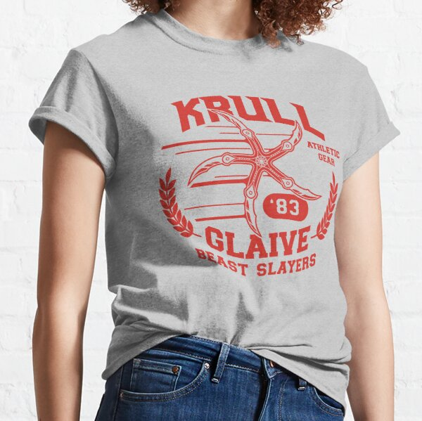 Krull Glaive Beast Slayers Athletic Gear Classic T-Shirt
