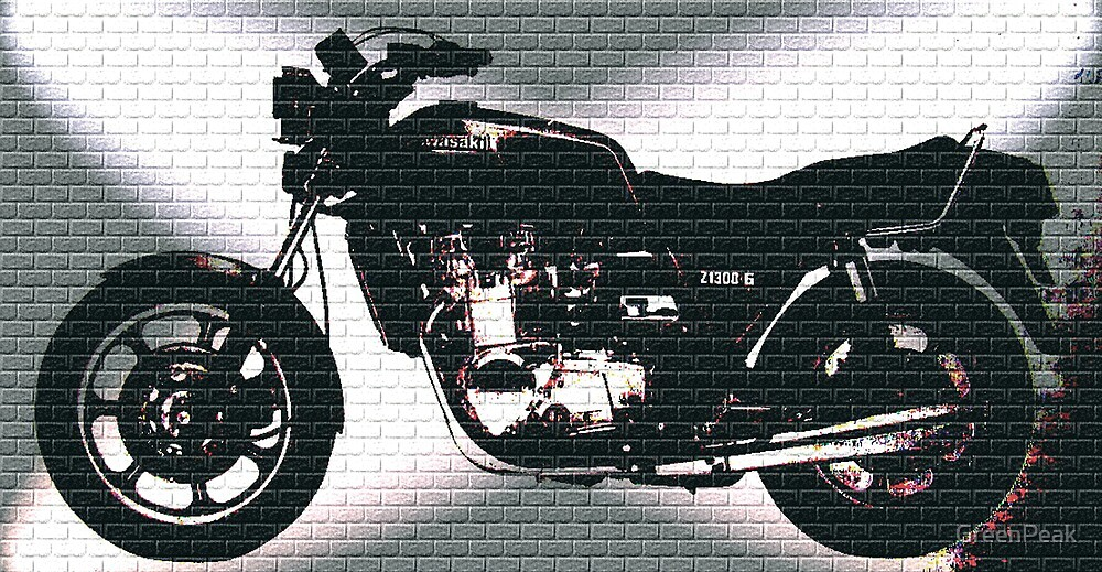 ZG1300 Poster by Paul  Green