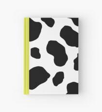 Cuaderno de tapa dura Cow Print