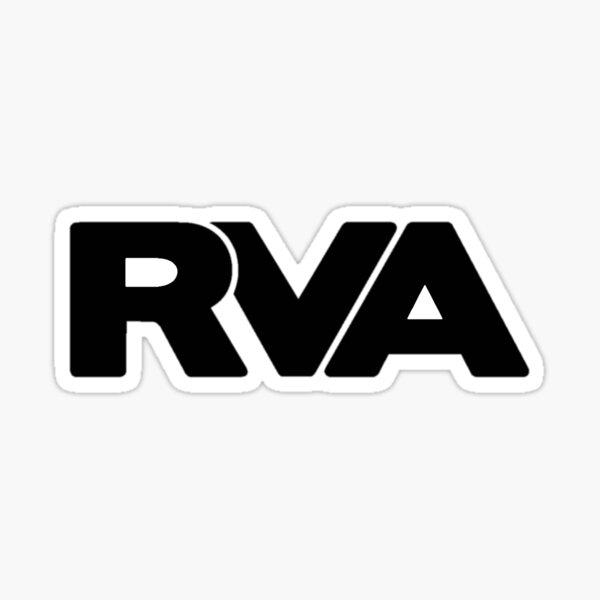 RVA Logo - Richmond, Virginia Sticker