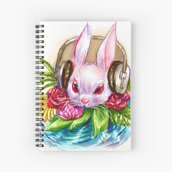 Rabbit Song Spiral Notebook