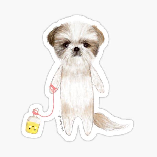 Puffrey Sticker
