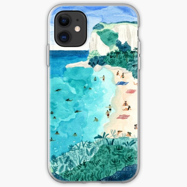 Coromandel iPhone Soft Case