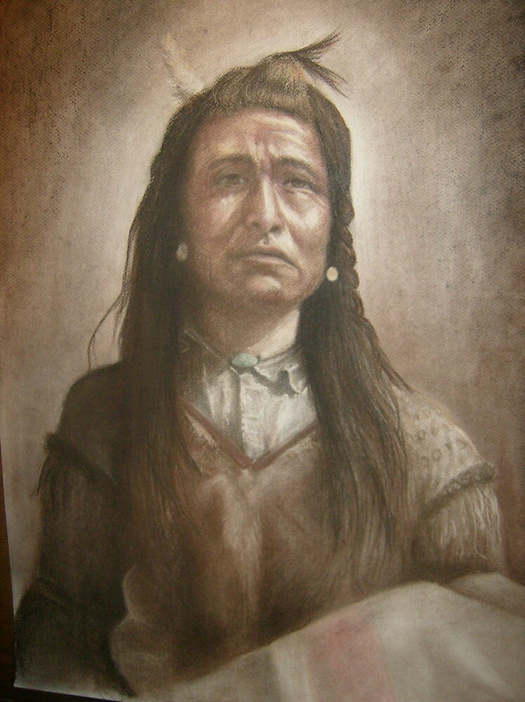 Chief by Johnce Parrish