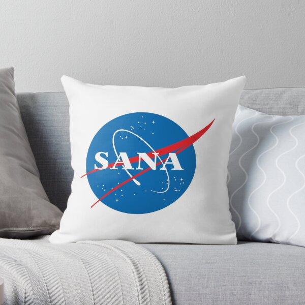 SANA NASA Throw Pillow